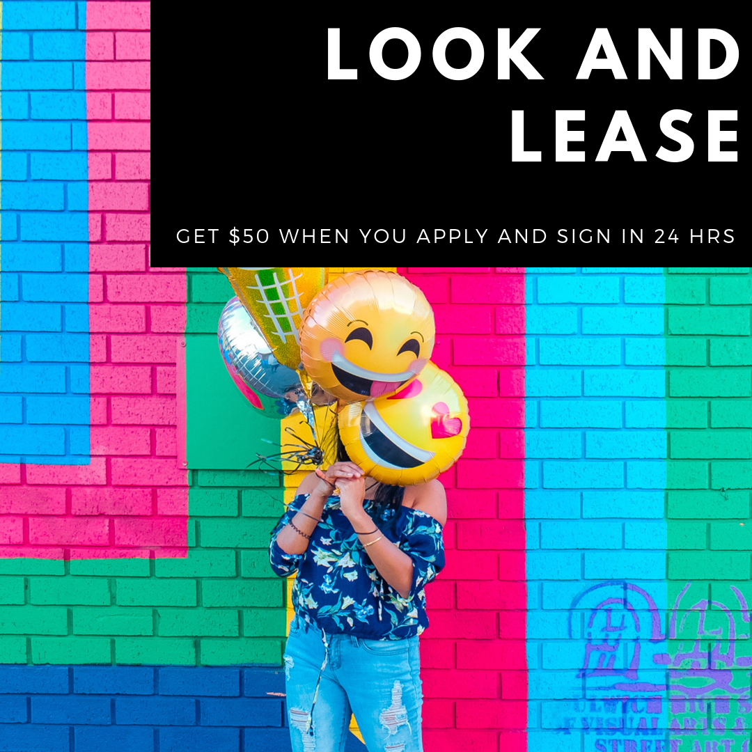 Look and Lease –  Expired