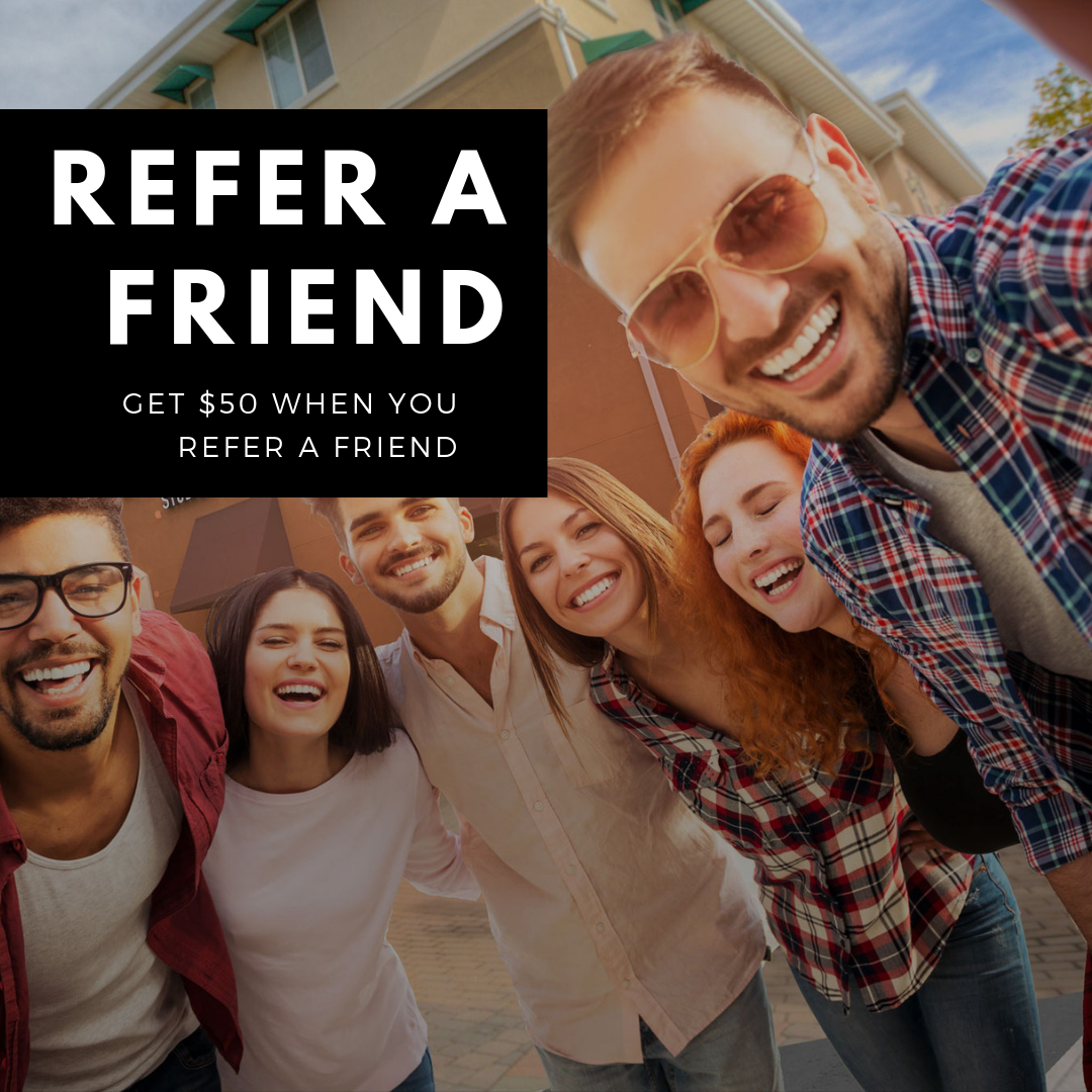 Refer a Friend – Expired